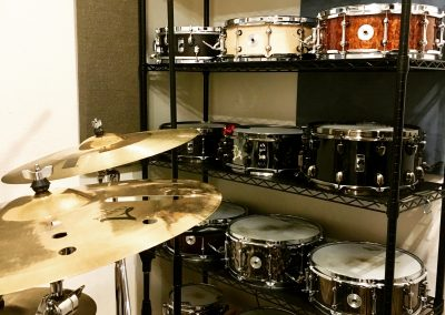 Some snare drums!
